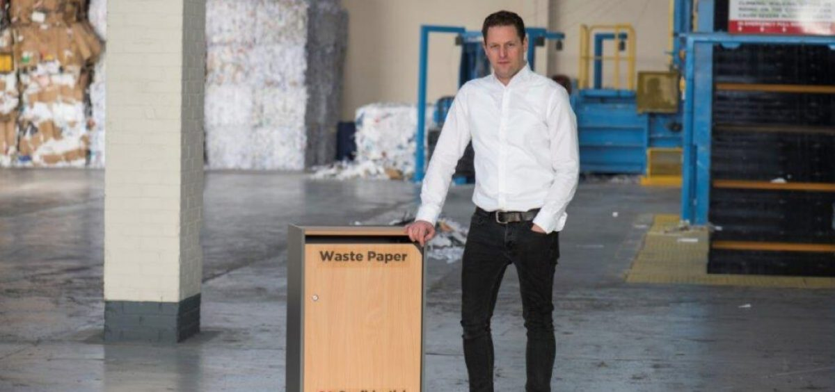 Our confidential waste cabinets save you money and hassle.