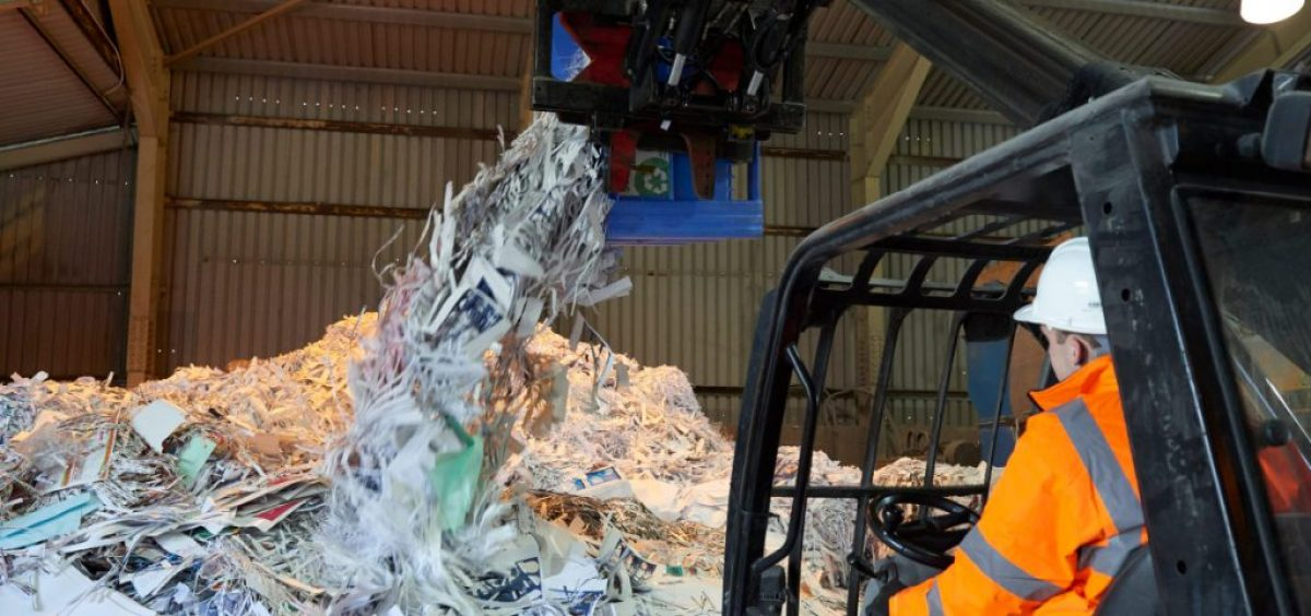 SO Competent Everything in place to efficiently process your waste