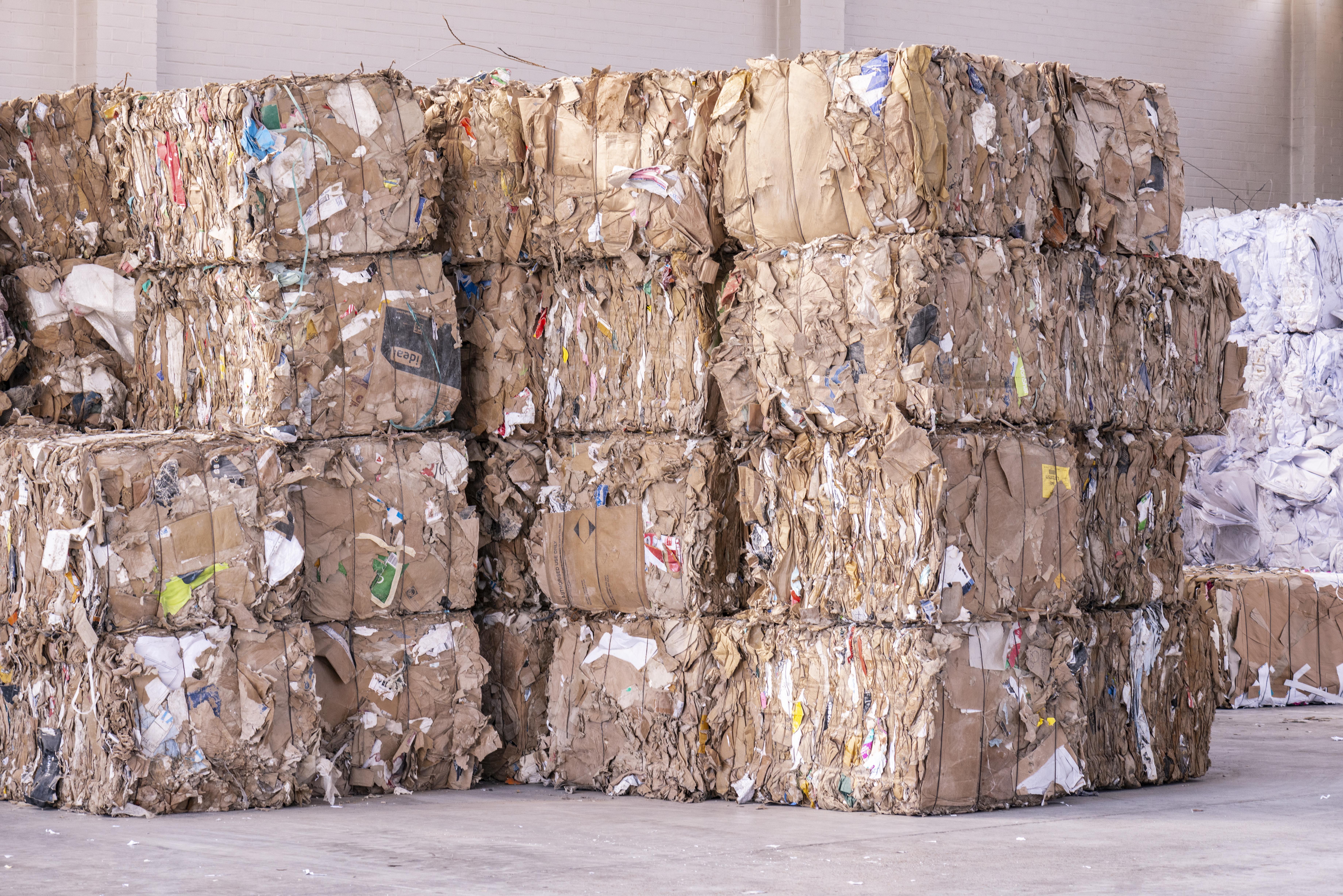 Effective Cardboard Recycling