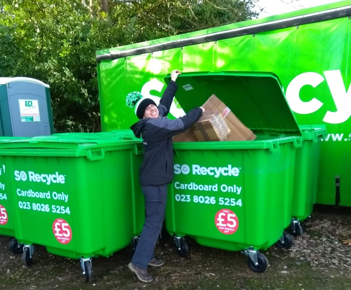 SO Recycle supports Romsey 5 Mile Run