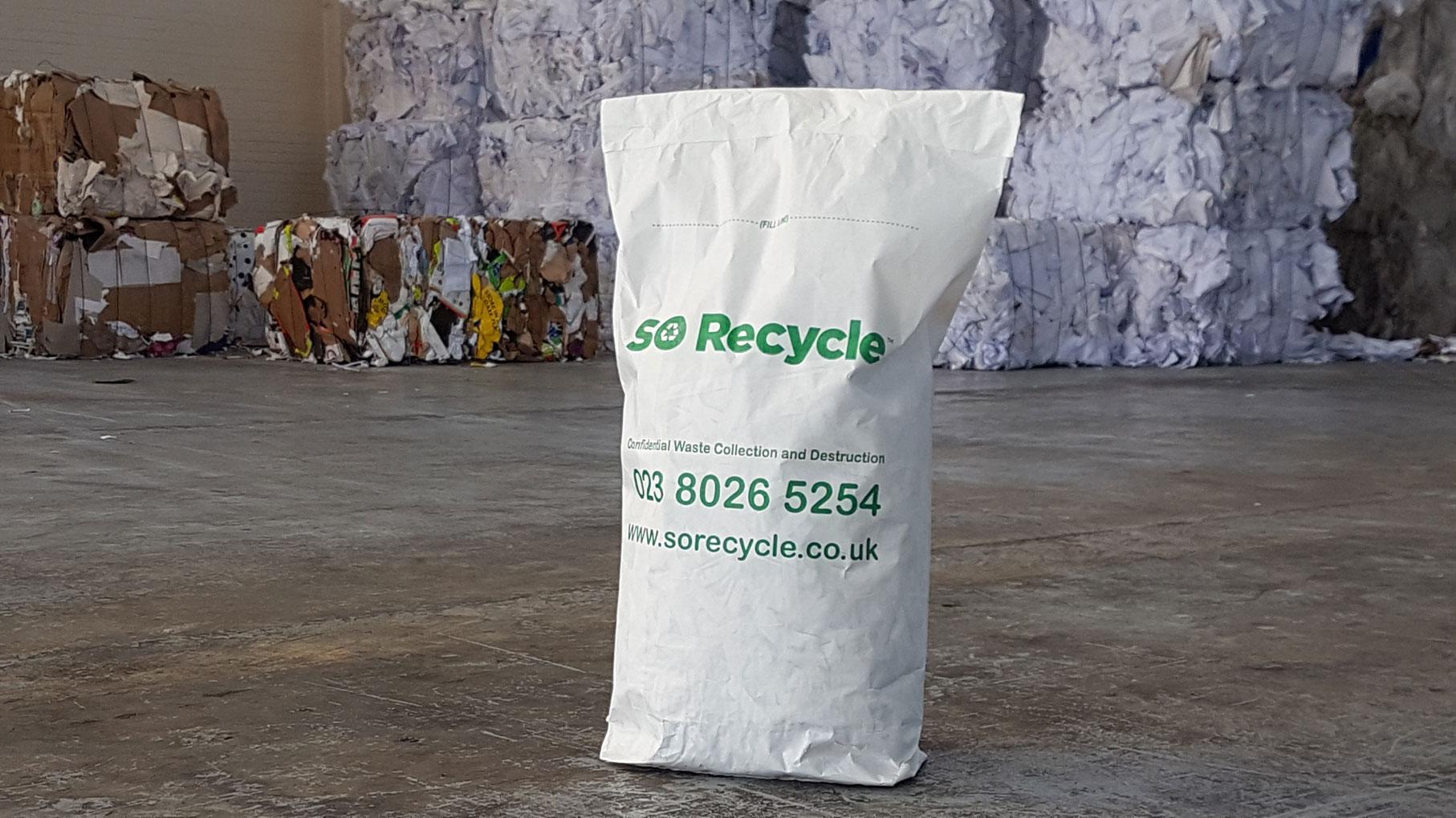 SO Recycle Logo