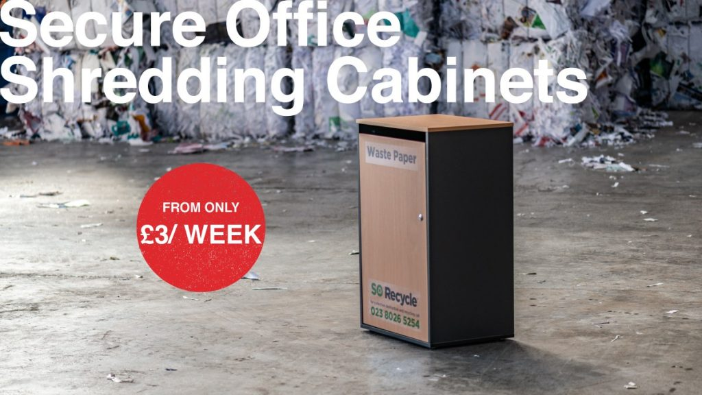 Secure Office Shredding Cabinets