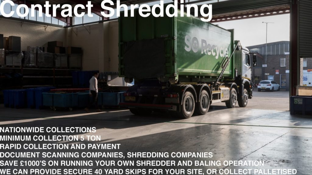 Contract Shredding Service